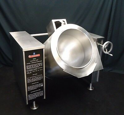 Steam Jacketed Gas Tilt Kettle Beautiful Market Forge Gas 20 Gallon Ft20Gl 40 60