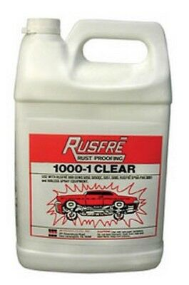 Rust Proofing – Clear, 1-Gallon RUS-1000-6C Brand New!