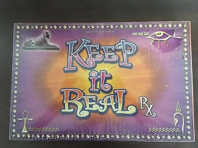 Keep It Real RX Board GAME New Never Opened - RARE