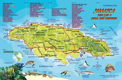 Southeast Florida Map.Southeast Florida Dive Map Coral Reef Creatures Guide Franko Maps