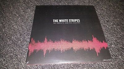 The White Stripes - Complete Peel Sessions: Bbc [New Black Vinyl 2LP] record