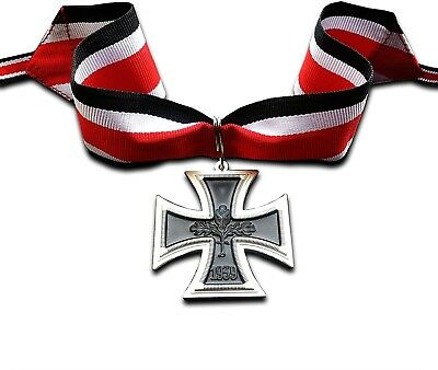 Military Medal Knights Cross Of The Iron Cross 1939 WW2 German Medal New Repro.