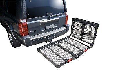Pro Series Cargo Carrier 1040100 with Loading Ramp 1040200 400 LB Capacity