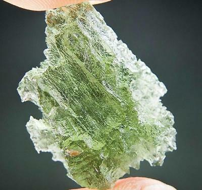 15% DISCOUNT - Moldavite - direct from miner - quality A+/++