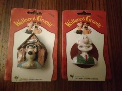 Wallace & Gromit Refrigerator Magnets--New in Packages