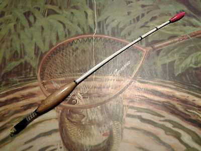Traditional Hand Made Bodied Reverse Quill Waggler / Antenna Fishing Float