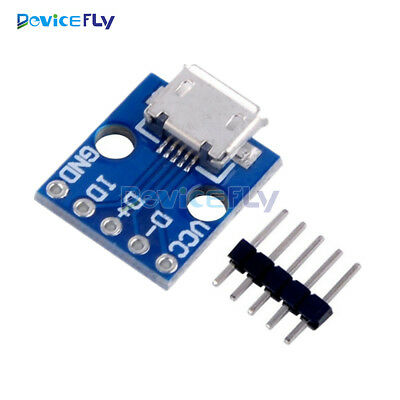 5/10pcs CJMCU Micro USB Interface Board Power Switch 5V Interface New