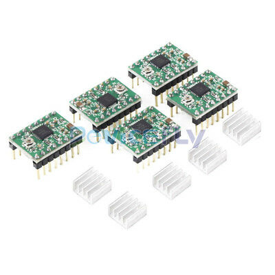 1/2/5/10PCS A4988 Driver Module StepStick Stepper Motor For Reprap 3D Printer