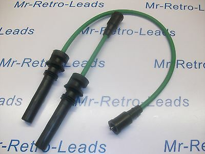 Green 8Mm Performance Ignition Leads For The Mx5 1.8 Miata Mk2.5 Dohc 16V > 05