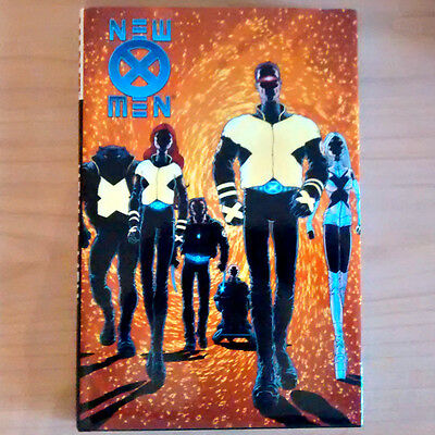 New X-Men 1 HC Hardcover Marvel Comics Grant Morrison Free Shipping
