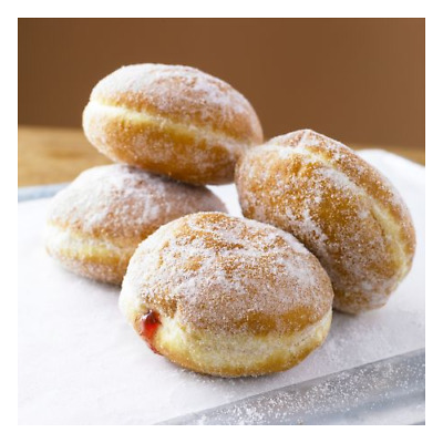HOT JAM DOUGHNUT Fragrance Oil for Candles, Soaps, Melts - 10ml to 2.5L