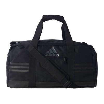 adidas 3 Stripes Performance Teambag Gr. S Schwarz