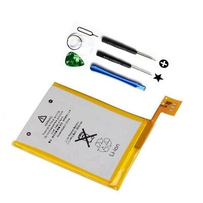 For iPod Touch 5th Generation New Internal Replacement Battery + Free Toolkit