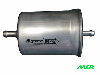 Sytec Motorsport 8Mm Universal Fuel Injection Or Carb Fuel Filter Mlr.hj