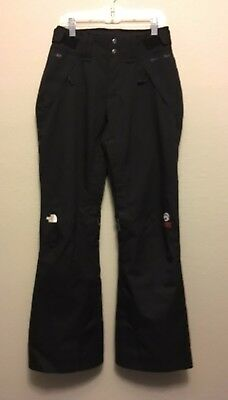 $175 Women's The North Face black Summit Series Hyvent Alpha Recco Ski Pants XS
