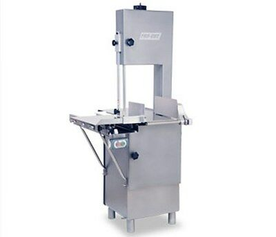 """New Butcher Meat Band Saw Heavy Duty 1-1/2 Hp  116""""  120 V Or 220 Volt 1 Phase"""