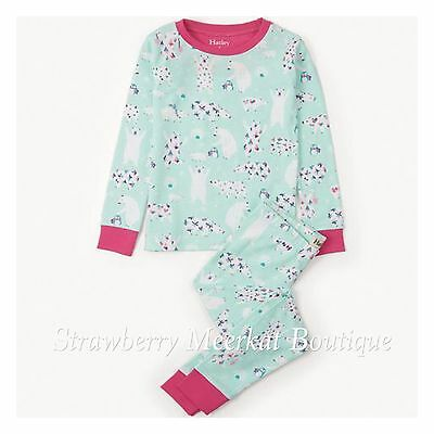 New Hatley Arctic Party Christmas Polar Pyjama Pajamas PJs 4 5 6 7 8 & 12