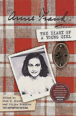 The Diary of a Young Girl: Definitive Edition by Anne Frank (Paperback, 2017)