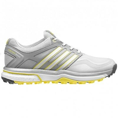 new style 5f451 964fe New Womens Adidas Adipower Sport Boost Golf Shoes Grey white Q47019 -Pick A  Size