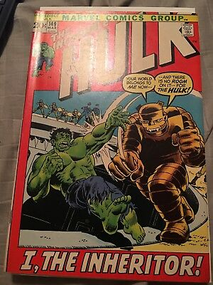 Incredible HULK 149 Trimpe. Great copy see pics. Low start price. At least Fine