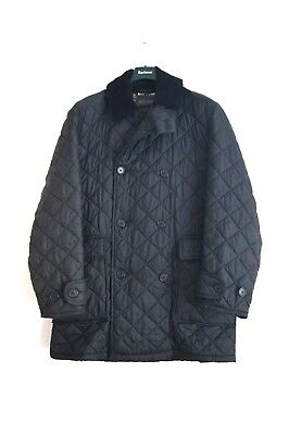 Barbour Reefer Liddesdale Quilted Jacket fits men's M
