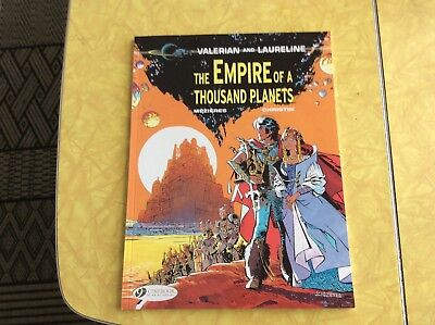 The Empire Of A Thousand Planets. Very High Grade!!