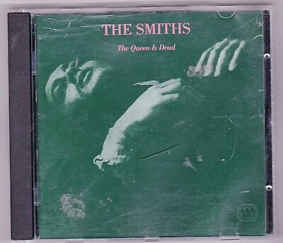 The Smiths - The Queen Is Dead (WEA 1986)