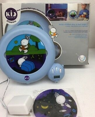 Claessens' Kids Kid'Sleep Classic Sleep Trainer Blue Read Details(EE)
