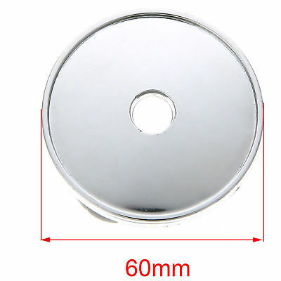 4pcs 60mm 56mm Silver Auto Wheel Rim Center Hub Cap Emblem For Audi Honda VW BMW