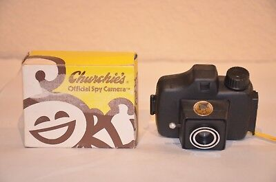 Churchie's Official Spy Camera with box - no reserve