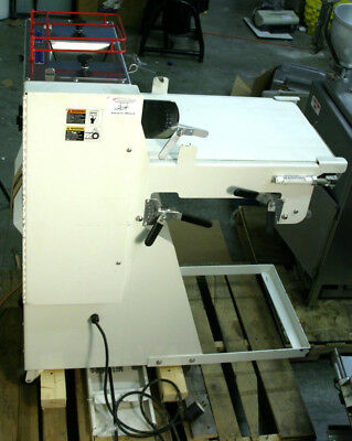 "BLOEMHOF 860 Bread & Roll 18"" Dough Roller Rolling Moulder - Pristine!"