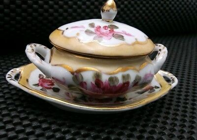 sevres porcelain rare to find miniature hand painted french