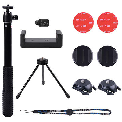 Holaca Selfie Solution Kit For Samsung Gear 360,Gear 360 2017 Edition Cameras