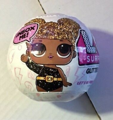 LOL Surprise L.O.L. Doll BIG SISTERS Glitter Series New SEALED Ball Authentic