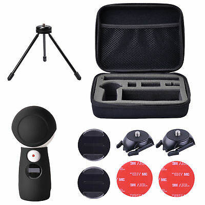HOT Silicone Cover+Accessories Case Kit For Samsung Gear 360 2017 Edition Camera