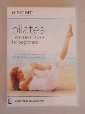 Element - Pilates Weight Loss For Beginners Dvd
