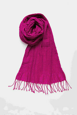Scarves Handwoven (Variety of colors/styles)