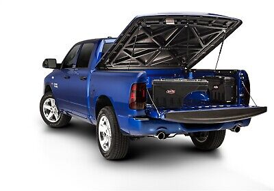 UnderCover SC203D Left Side Swing Case Storage Box Fits 2015-2016 Ford F-150