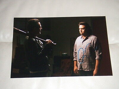 Josh McDermitt - THE WALKING DEAD - Autogramm - 20 x 25 cm - signed photo