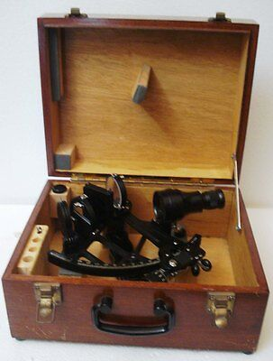Marine Sextant GLH 130-40 - No. 681360 - SHIP'S 100% ORIGINAL