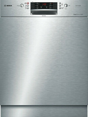 NEW Bosch SMU66MS01A Built Under Stainless Steel Dishwasher
