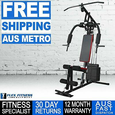 Multi Workout Home Gym Exercise machine for home chest press  & leg extensions