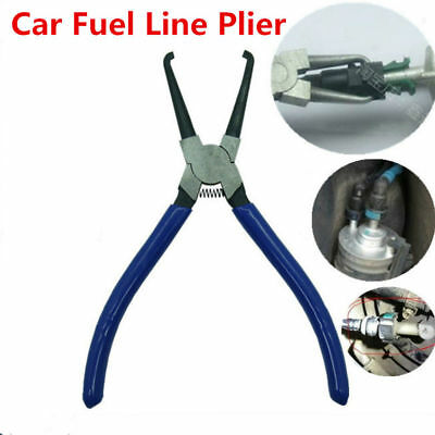 Fuel Oil Filter Line Clip Petrol Hose Pipe Disconnect Release Removal Plier Tool