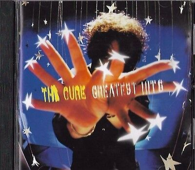 The Cure Greatest Hits Cd Album