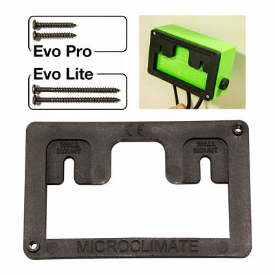 Microclimate EVO Thermostat Mounting Fixing Bracket for EVO, Pro and Lite