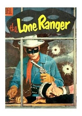 The Lone Ranger #83 (May 1955, Dell)