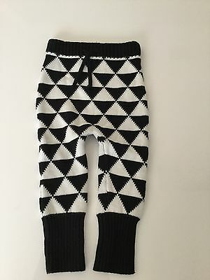 Baby Winter Knitted Sweater Pants