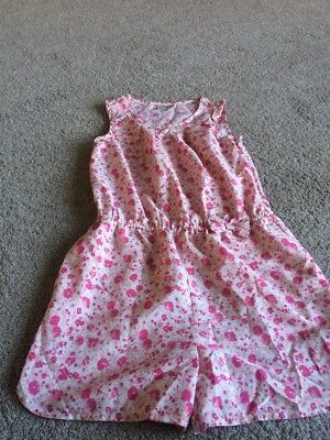 Girls Next Pink Playsuit Age 10 Years
