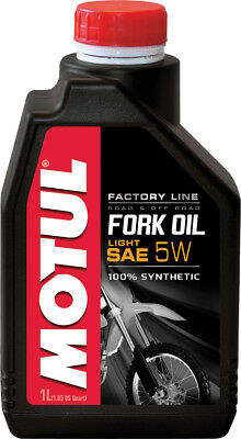 Ea/Motul Fork Oil Synthetic Ltr Lt