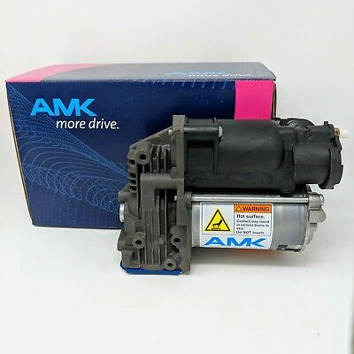 Genuine AMK BMW X5 E70 X6 E71 Air Suspension Compressor Pump